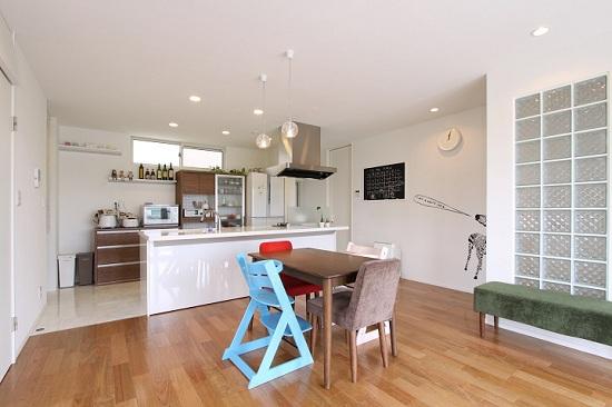 住宅は建築会社を通じて、施主様の個性が発揮される